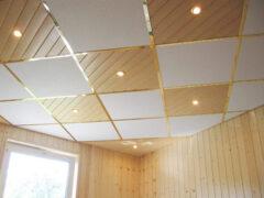 Армстронг потолок для дома и оффиса