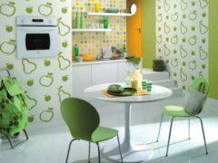 Варианты отделки кухни: оформляем стены, пол и потолок