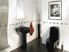 Дизайна туалета различной площади и конфигурации