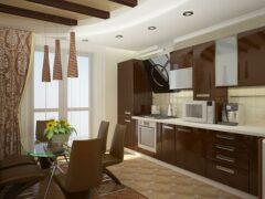 Дизайн кухни: варианты интерьера на все случаи жизни