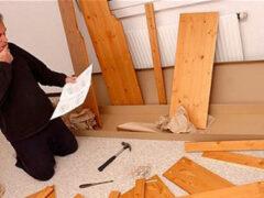 Изготовление и сборка мебели в домашних условиях