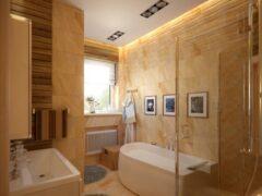 Какой интерьер ванны лучше выбрать?