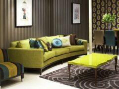 Как подобрать идеальные обои для отделки гостиной
