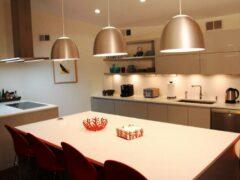 Как подобрать освещение для кухни