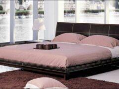 Кровать двуспальная: удобство и комфорт на двоих