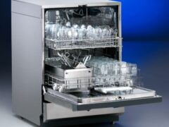 Посудомоечная машина в современной кухне