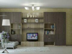 Правила обустройства однокомнатной квартиры: история в фотографиях