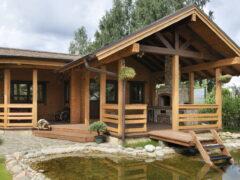 Проекты бани с беседкой под одной крышей: лучшие идеи для реализации