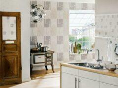 Стены кухни
