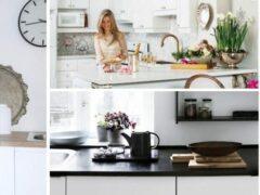 Столешница для кухни – как выбрать и правильно разместить