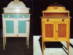 Тонкости и нюансы реставрации мебели своими руками