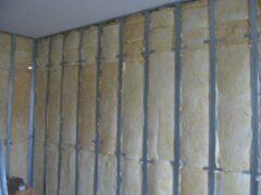 Утеплитель для стен внутри дома: правило или исключение