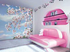 Фотообои с цветами: ярко, красочно, оригинально