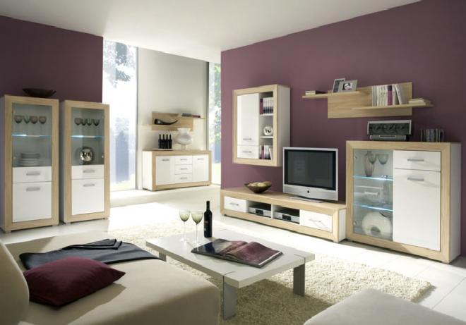 Модульные элементы мебели