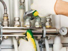 Водяное отопление частного дома своими руками, схемы конструкций