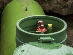 Газгольдер для загородного дома: отзывы, цены на резервуары и стоимость заправки