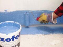 Гидроизоляция ванной комнаты под плитку: что лучше? Устройство и материалы, делаем своими руками