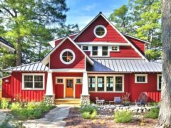 Дом с мансардой: фото, проекты, особенности планировок