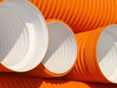Дренажные трубы для отвода грунтовых вод: полная классификация изделий