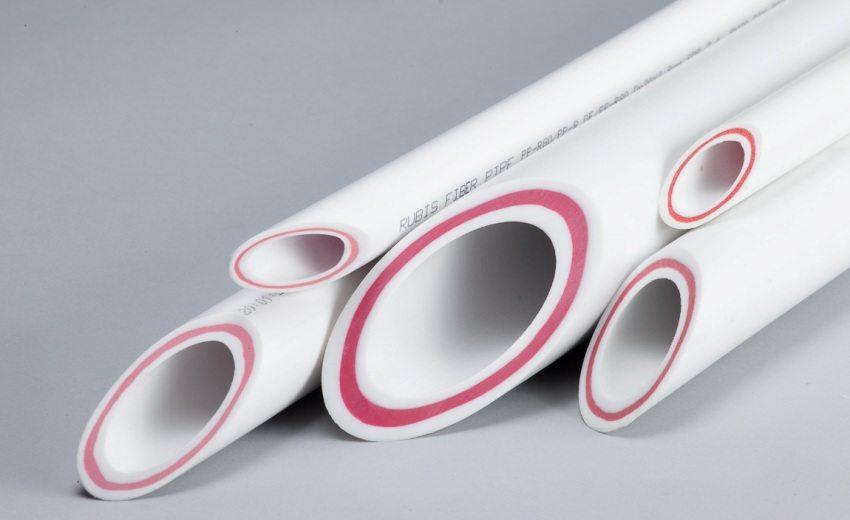 Чаще всего для монтажа системы отопления используют полипропиленовые трубы диаметром 20, 26, 32 и 40 мм