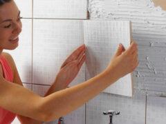 Как класть плитку в ванную: все этапы и тонкости облицовки поверхностей