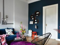 Межкомнатные двери в интерьере квартиры: фото, модели, цветовая палитра