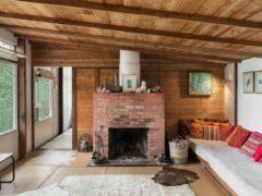 Отделка деревянного дома внутри. Фото оригинальных интерьеров