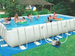 Песчаный фильтр для бассейна: чтобы вода всегда оставалась чистой