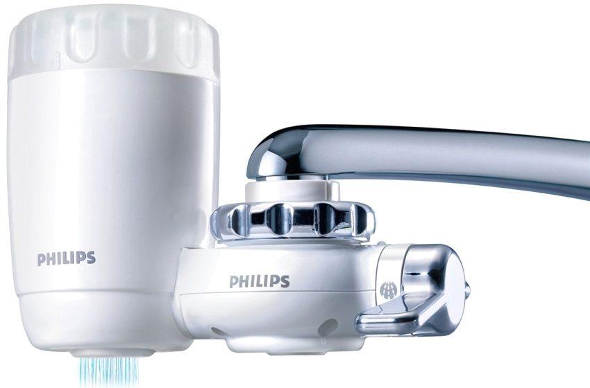 Фильтр-насадка на кран от производителя PHILIPS
