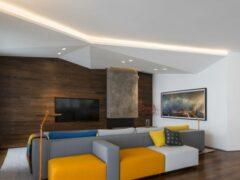 Светодиодная лента для подсветки потолков. Основные варианты размещения