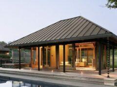 Стропильная система вальмовой крыши: особенности конструкции и нюансы монтажа