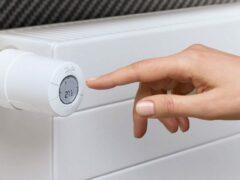 Терморегулятор для радиатора отопления в системах различных домов