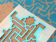 Трафареты для декора своими руками: шаблоны, материалы, советы по изготовлению