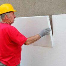 Утепление стен пенопластом своими руками: пошаговая инструкция