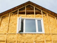 Утеплитель для стен дома снаружи под сайдинг: выбираем материал и способ монтажа