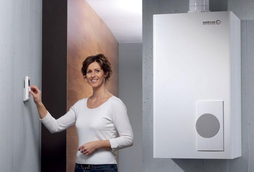 Рекомендуется выбирать термостат и котел одного производителя, это обеспечит бесперебойную работу всей системы