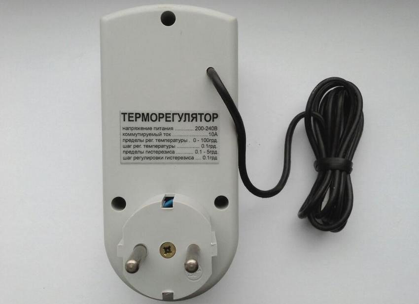 Стоимость терморегулятора в розетку зависит от его функциональности
