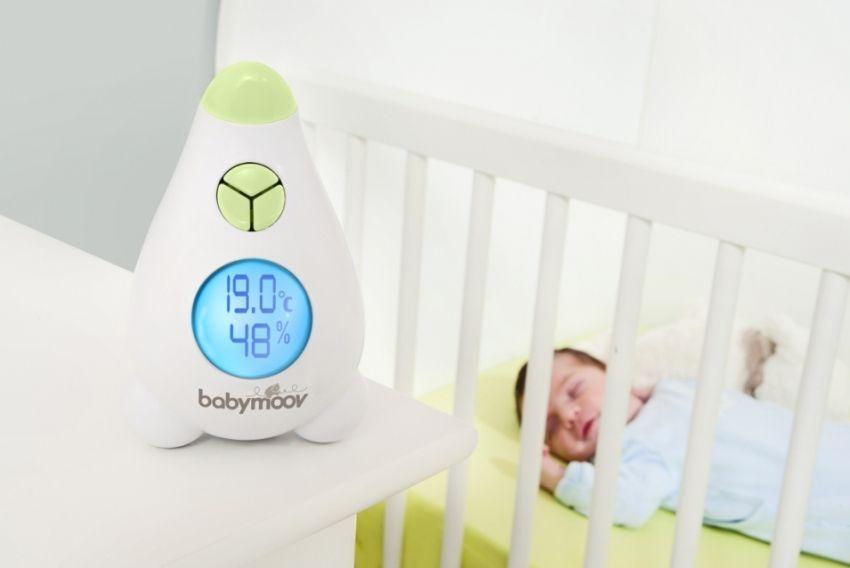 Прибор для измерения влажности является обязательным устройством в детской комнате