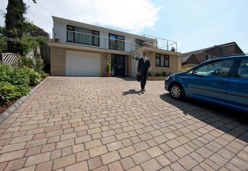Тротуарная плитка – материал, который способен преобразить любой участок
