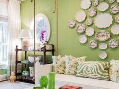 Декор стен своими руками: оригинальные идеи, фото, наглядные примеры оформления