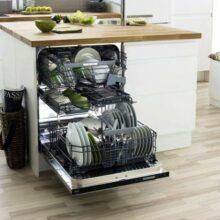 Как выбрать посудомоечную машину: обзор основных критериев