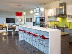 Линолеум для кухни: особенности покрытия и рекомендации по выбору