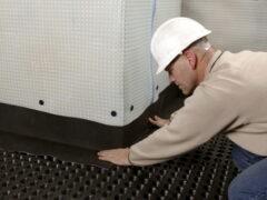 Гидроизоляция подвала изнутри от грунтовых вод: методы защиты здания от влаги