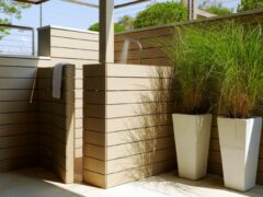 Летний душ для душа на даче своими руками: как организовать и подключить систему