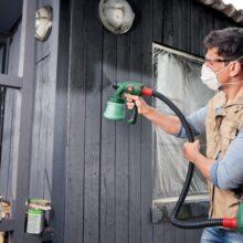 Краскопульт для водоэмульсионной краски: разновидности и советы по выбору