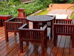 Кресла из дерева: удобная, надежная и оригинальная деталь интерьера