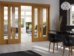 Раздвижная межкомнатная дверь: функциональный и стильный элемент помещения