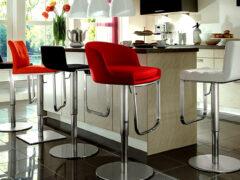 Барный стул для кухни: необходимый элемент мебели для стоек