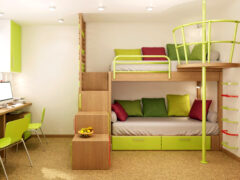 Двухъярусная кровать своими руками: этапы сборки разных вариантов конструкции