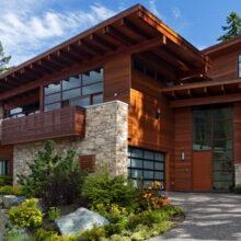 Дом в стиле шале: современная изысканность альпийской архитектуры